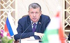 Состоялось заседание Комиссии посотрудничеству Совета Федерации иМаджлиси милли Маджлиси Оли Республики Таджикистан