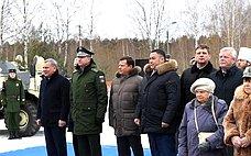 Новый комплекс зданий Тверского суворовского военного училища позволит улучшить качество обучения— А.Епишин