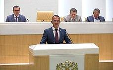 Совет Федерации одобрил изменения взакон орекламе