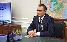 Н. Федоров обсудил спредставителями бизнеса ситуацию встроительном комплексе Чувашии
