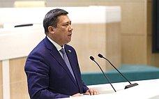 В.Полетаев принял участие всессии Государственного Собрания– Эл Курултай Республики Алтай