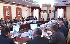 Б.Жамсуев: Необходима консолидация усилий для стимулирования развития регионов Дальнего Востока иАрктики