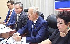 Российские соотечественники вТаджикистане могут играть значительную роль для углубления двусторонних связей— Ф.Мухаметшин