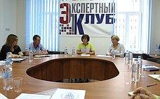 Е. Попова провела «круглый стол» померам социальной поддержки многодетных семей Крыма
