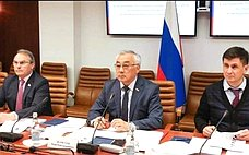 Б. Жамсуев: ВСовете Федерации обращают внимание нанеобходимость скоординированных совместных усилий мирового сообщества вборьбе сCOVID-19