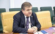 В.Джабаров: УРоссии есть эффективные законодательные наработки всфере контртерроризма иантиэкстремизма