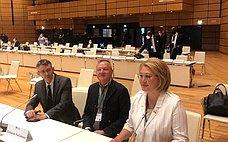 Л. Гумерова: Объединение усилий парламентариев стран мира позволит эффективно справляться сактуальными вызовами человечеству