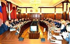 Т.Кусайко иД.Шатохин проинспектировали ход реализации нацпроектов вКировской области