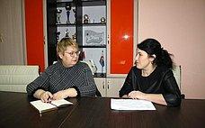 О. Старостина: Подготовка специалистов для работы натерритории Арктической зоны— одно изприоритетных направлений