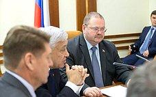 О. Мельниченко: Необходимо разработать механизм, позволяющий решать вопросы самообложения граждан
