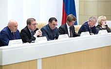 Н. Федоров провел парламентские слушания, посвященные обеспечению ускоренного развития отечественного семеноводства иселекции