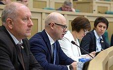 На«парламентской разминке» сенаторы обсудили итоги работы делегаций СФ вмеждународных организациях, атакже региональную проблематику