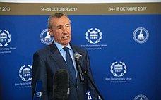 Вмешательство вовнутренние дела государств остается одним изглавных факторов, угрожающих миру— А.Климов