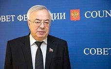 В.Бочков поздравил жителей Ивановской области снаступающими праздниками