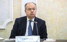 Совет Федерации уделяет приоритетное внимание вопросам развития интеллектуальной собственности— И.Умаханов