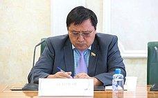 А. Акимов: Многие проблемы законодательного обеспечения вобласти рыбного хозяйства остаются актуальными итребуют своего решения