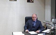 А.Дмитриенко провёл прием граждан вПензе