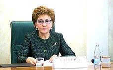 Вусловиях новых вызовов НКО нуждаются вподдержке— Г.Карелова