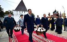 С. Березкин: ВЯрославской области активно развивается сектор некоммерческих организаций