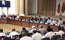 И.Тихонова: Экономика Липецкой области превышает среднероссийские темпы развития поключевым показателям