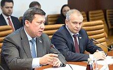 В.Полетаев представил законопроект, закрепляющий механизм реализации права сенаторов идепутатов навыступления вСМИ