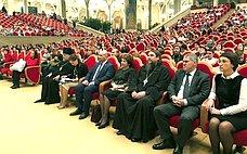 Екатерина Алтабаева оказала содействие ворганизации выступления вХраме Христа Спасителя детского коллектива изСевастополя
