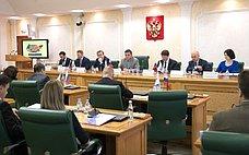В. Тимченко: Одним изважных направлений работы Совета Федерации стало совершенствование потребительского законодательства