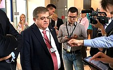Российская делегация нестала голосовать заитоговый документ летней сессии ПА ОБСЕ– В.Джабаров