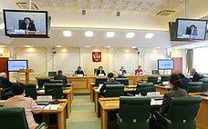 ВСовете Федерации рассмотрели вопросы повышения эффективности деятельности медико-генетической службы