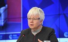 Крым стал фактором консолидации российских граждан— О.Тимофеева