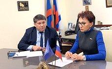 Т.Кусайко обсудила наприеме граждан вМурманской области вопросы качества жизни идоступности медицинской помощи