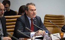 Парламентарии создают законодательную основу для борьбы стерроризмом итранснациональной преступностью— И.Морозов