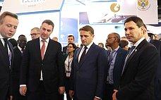 Международный рыбопромышленный форум показал, что рыбная отрасль России развивается быстрыми темпами— И.Зубарев