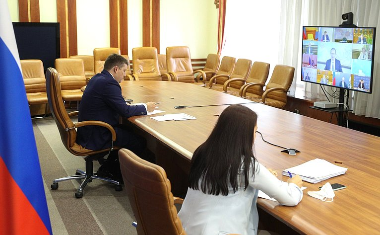Николай Журавлев принял участие вработе Правительственной комиссии побюджетным проектировкам