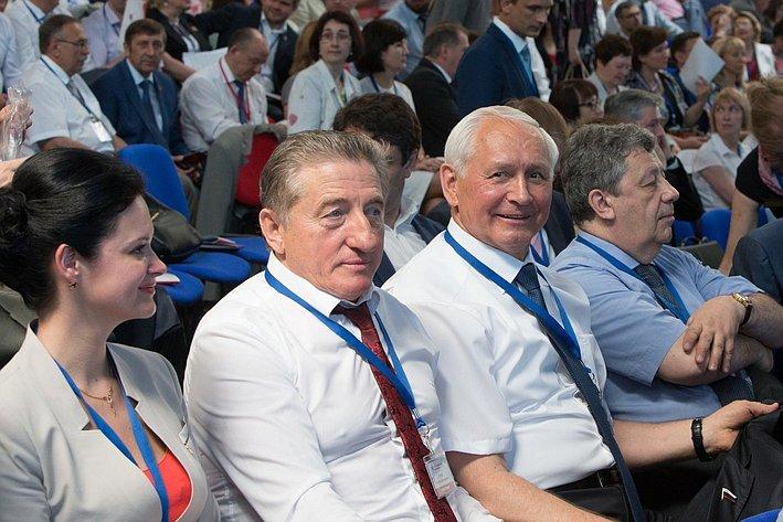 Открытие Форума социальных инноваций в Омске Лукин, Тихомиров, Чернецкий