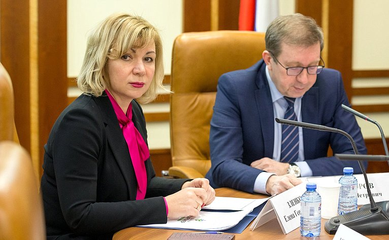 Елена Зленко иАлексей Майоров