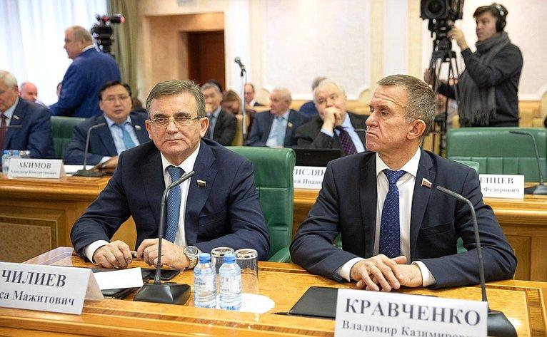 Муса Чилиев иВладимир Кравченко