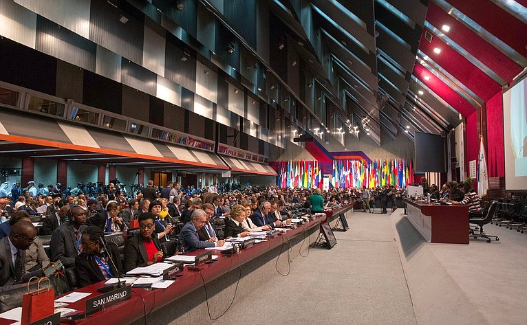 Мероприятия врамках 141-й Ассамблеи МПС