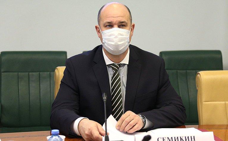 Рабочее совещание Комитета СФ поаграрно-продовольственной политике иприродопользованию
