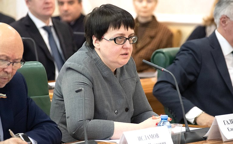 Заседание Экспертного совета при Комитете СФ поаграрно-продовольственной политике иприродопользованию