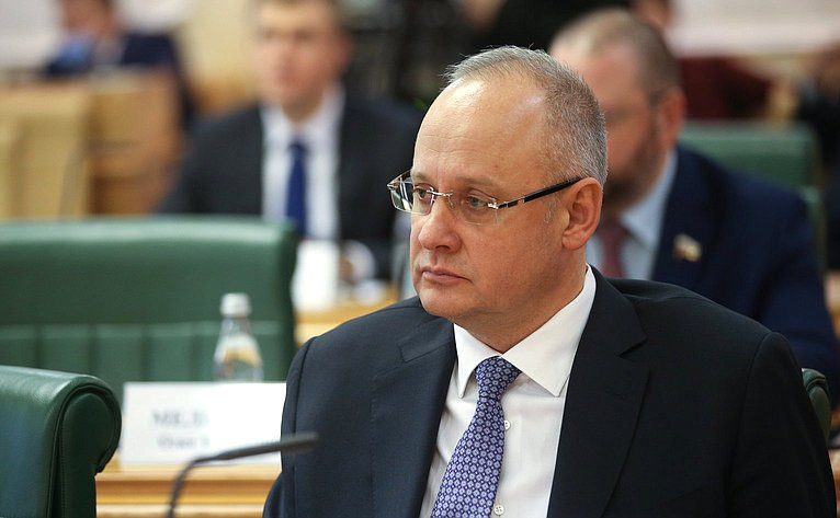 Заседание Оргкомитета Невского Международного экологического конгресса