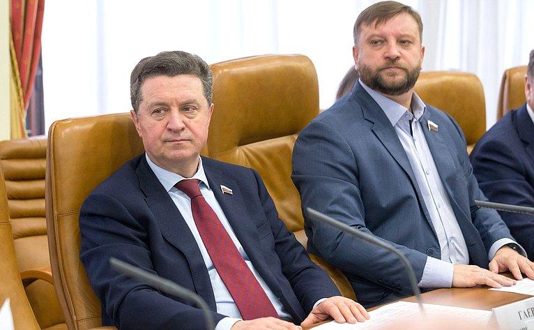 Валерий Гаевский иАлексей Кондратьев
