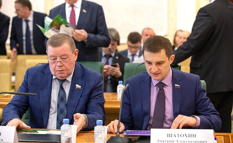Иван Кулабухов иДмитрий Шатохин