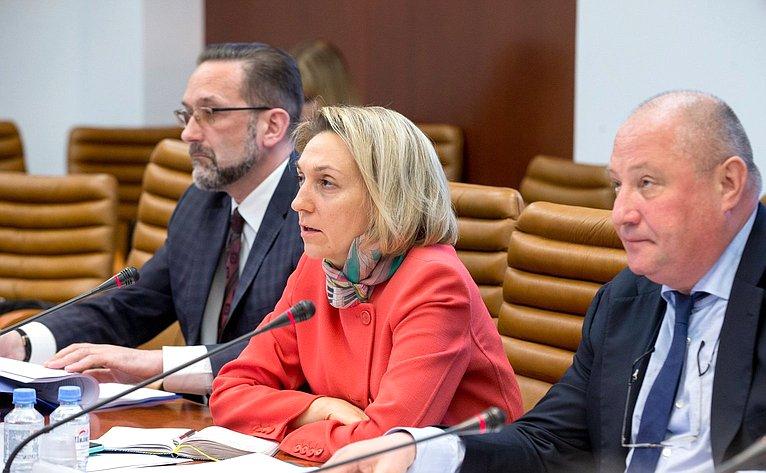 Заседание рабочей группы посовершенствованию правового регулирования развития городских агломераций