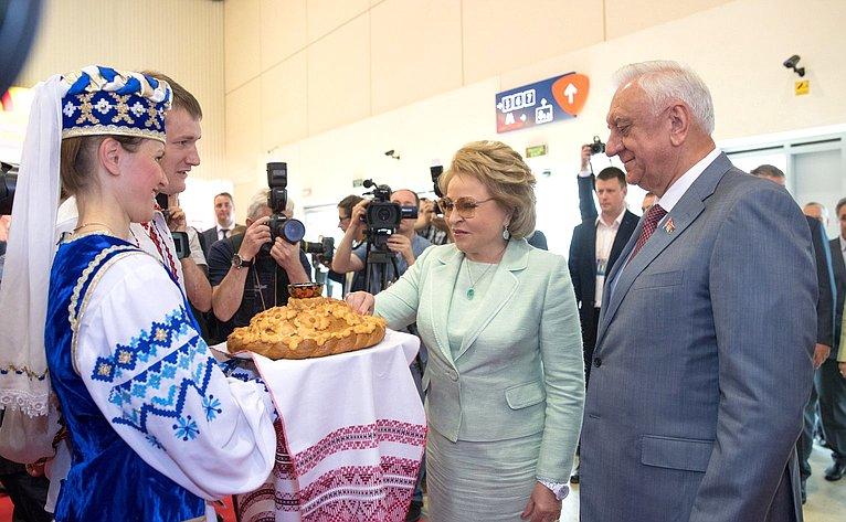 Форум регионов России иБеларуси. Июнь 2017