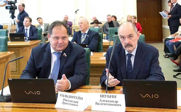 Ростислав Гольдштейн иАлександр Шубин