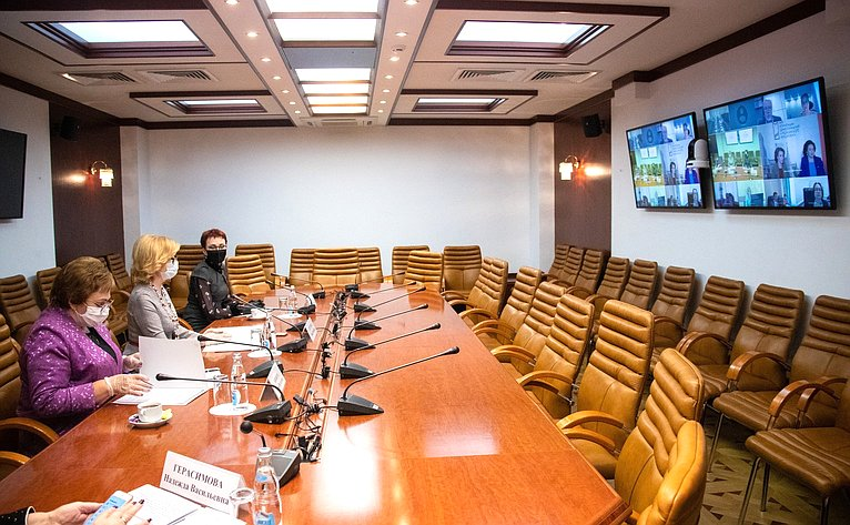 Заседание Совета поразвитию социальных инноваций субъектов РФ