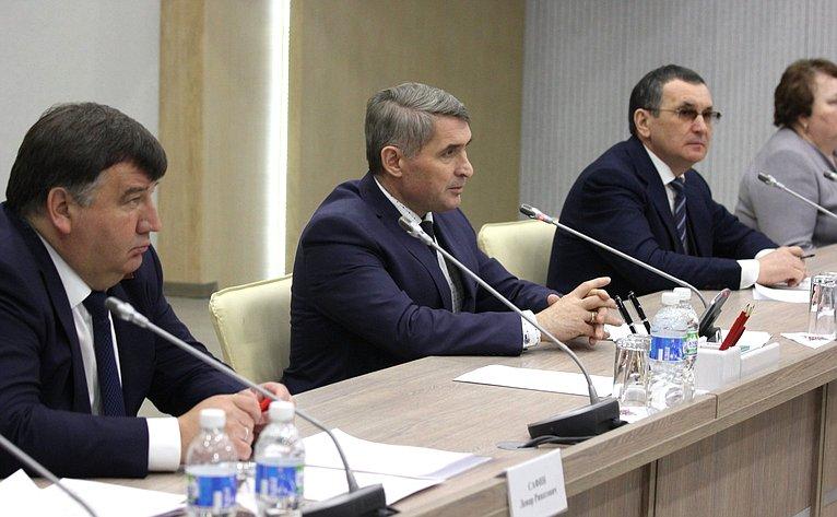 Выездное совещание комитетов СФ натему «Оходе реализации индивидуальной программы социально-экономического развития Чувашской Республики»