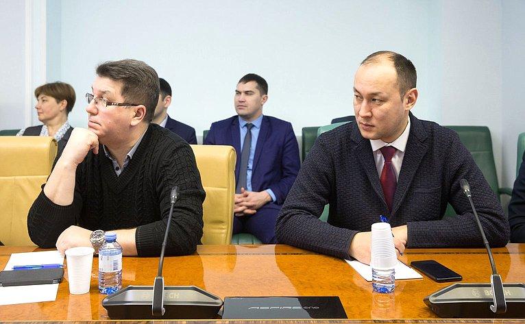 Встреча Л.Гумеровой сдиректорами школ Уфы