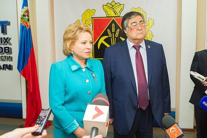 В. Матвиенко Кемерово-1